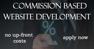 Commission Based Web Development